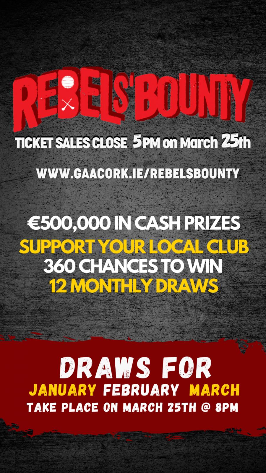 Rebels Bounty Instagram Story